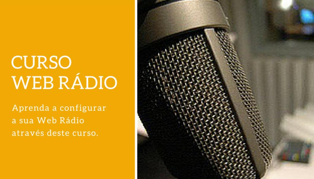 Curso Web Radio