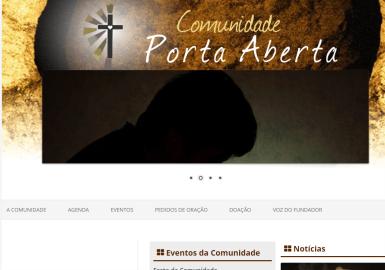 Site Porta Aberta