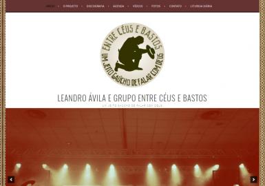 Site Leandro Ávila
