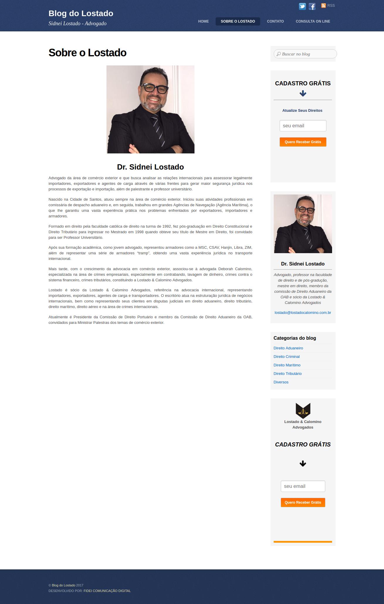 Blog Lostado